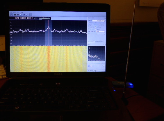 Software Defined Radio — Installing the NooElec NESDR Mini 2